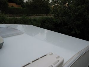 Some of the roof - great results