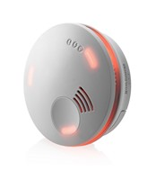 Smoke detector in the caravan