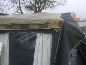 Campingvogn forårsklargøring