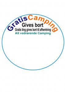 Gratis Camping