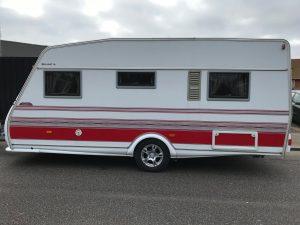 Alufælge campingvogn