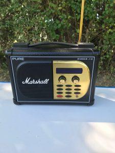 Ferie radio camping