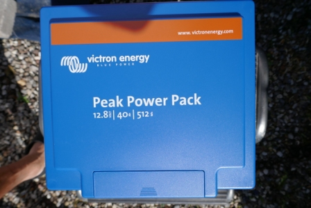 Victron Peak-Power Pack 40Ah