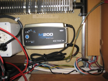 CTEK batterilader