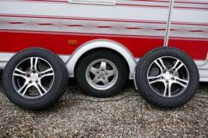 lettmetallhjul for campingvogn