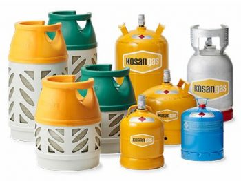 Gasflasker
