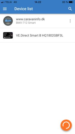 VE.Direct Bluetooth Smart Dongle