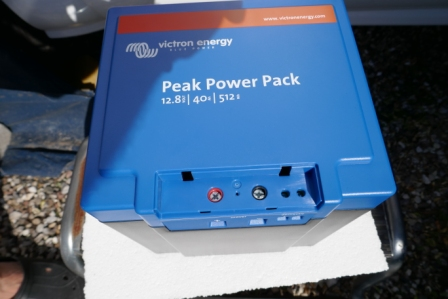 Victron Peak Power Pakki 40Ah