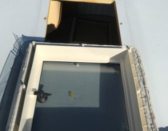 Hymer 465 Eriba roof hatch