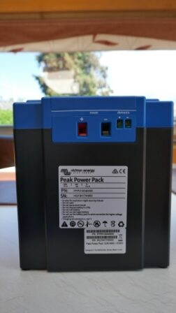 Victron Peak Power Pack 40 Ah