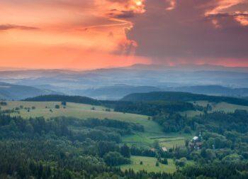 Camping Polen
