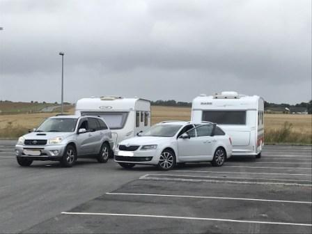 Campingtrækker
