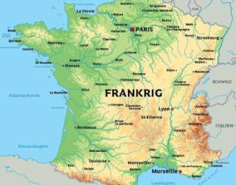 Camping Frankrig