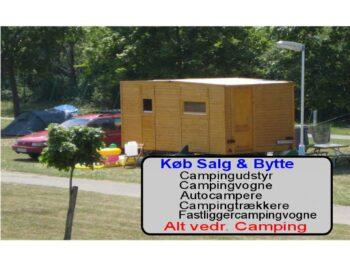 Køb salg og bytte Camping