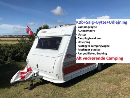 Campingvogne Køb Salg og Bytte