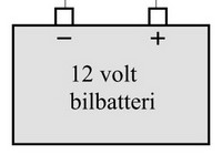 Batteri Test Campingvogn