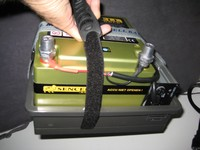 Lithium (LiFePo4) Batteri til Campingvogn & Mover