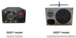 Ozonbehandling