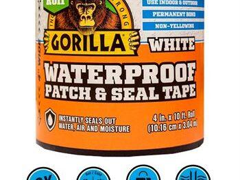 Gorilla tape og lim