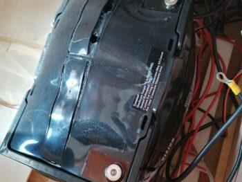 Bulet batteri i campingvogn1